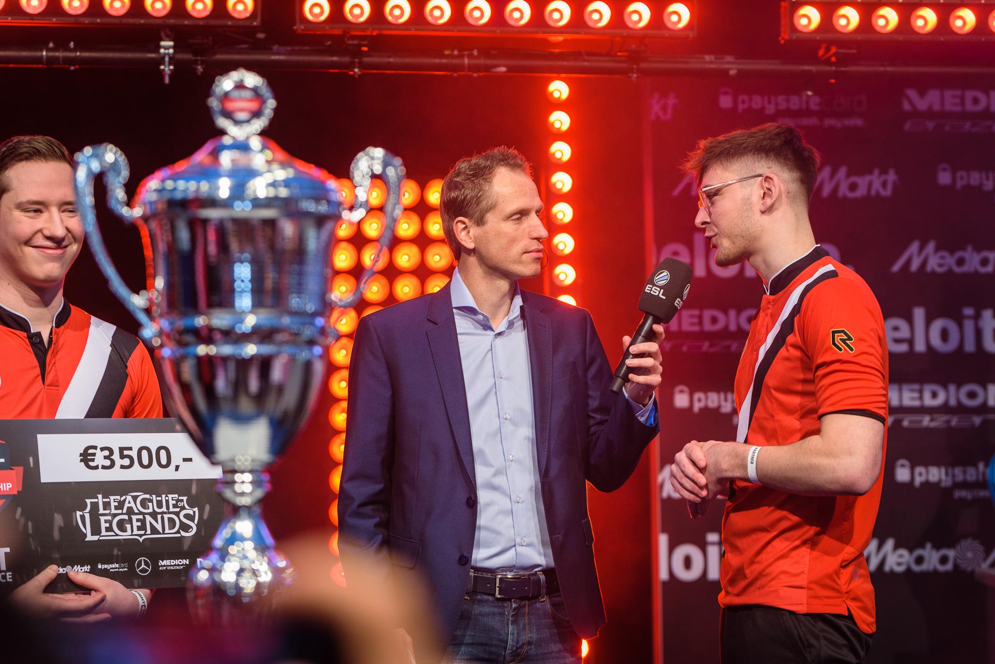 ESL Dutch Championship League of Legends volgende week van start!