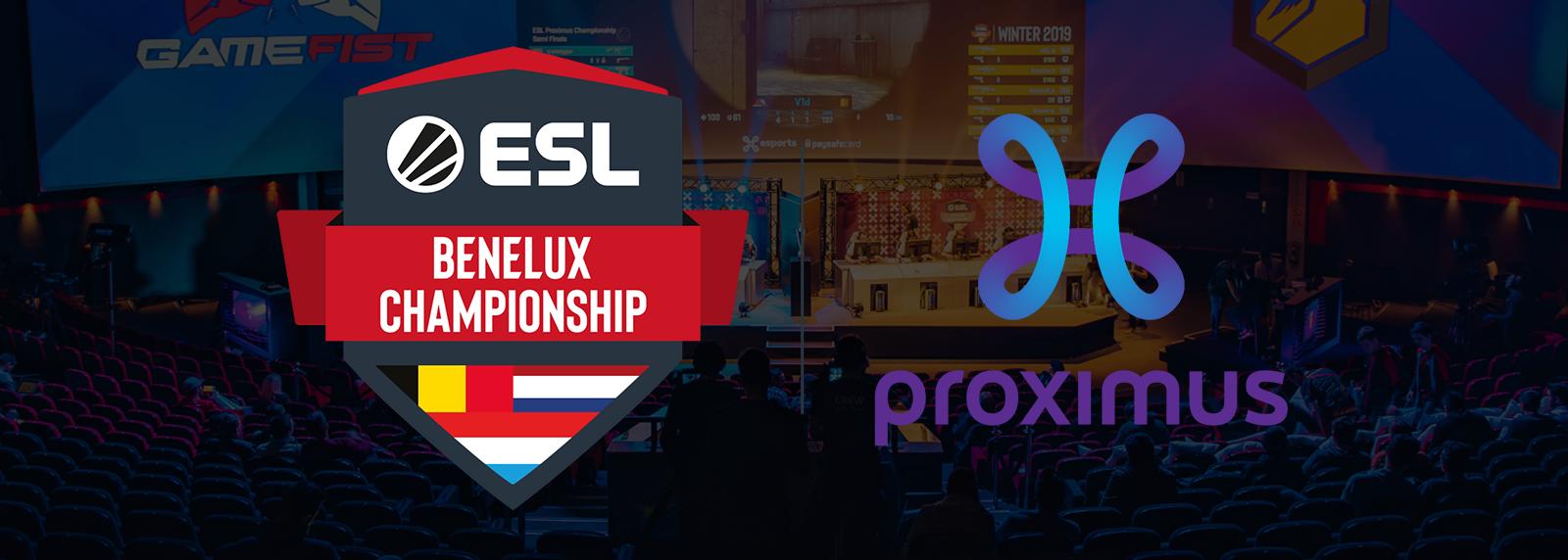 Announcing ESL Proximus Benelux Championship Winter 2021