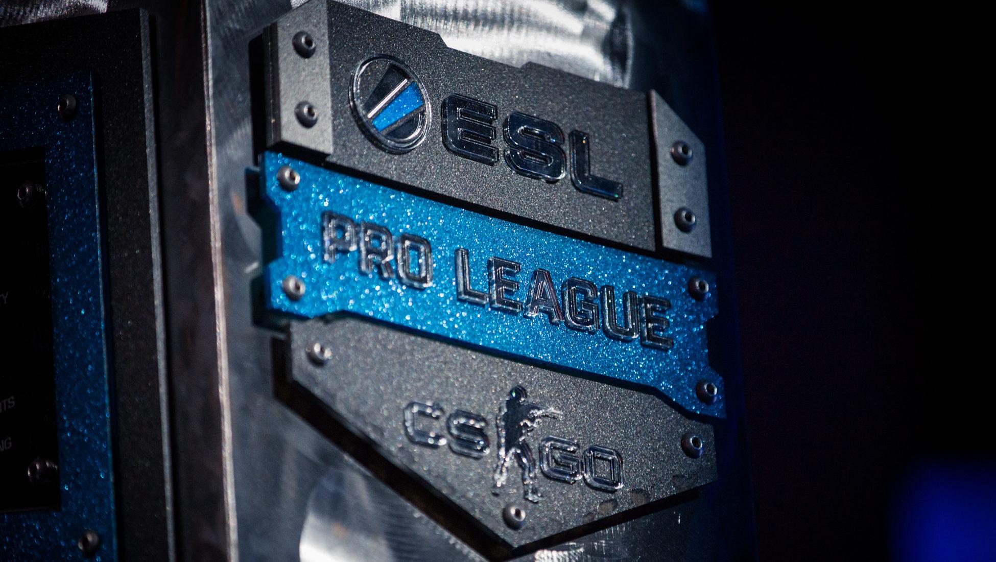 ESL Pro League Update - ESL Proleague CS:GO