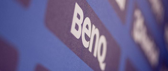 BenQ Gaming-Displays auf Sieg programmiert