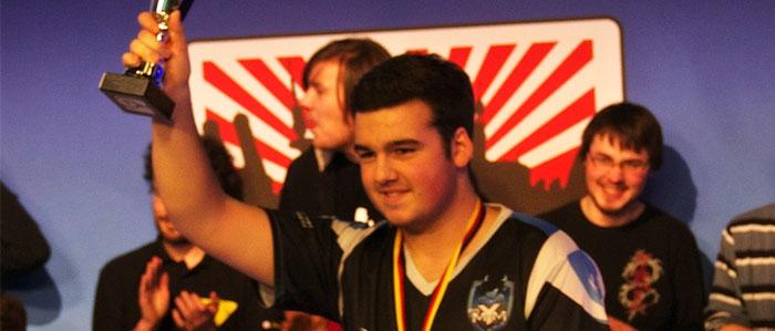 Marine: mit 16 Jahren SC2 Champion & sneijders Sieg in FIFA