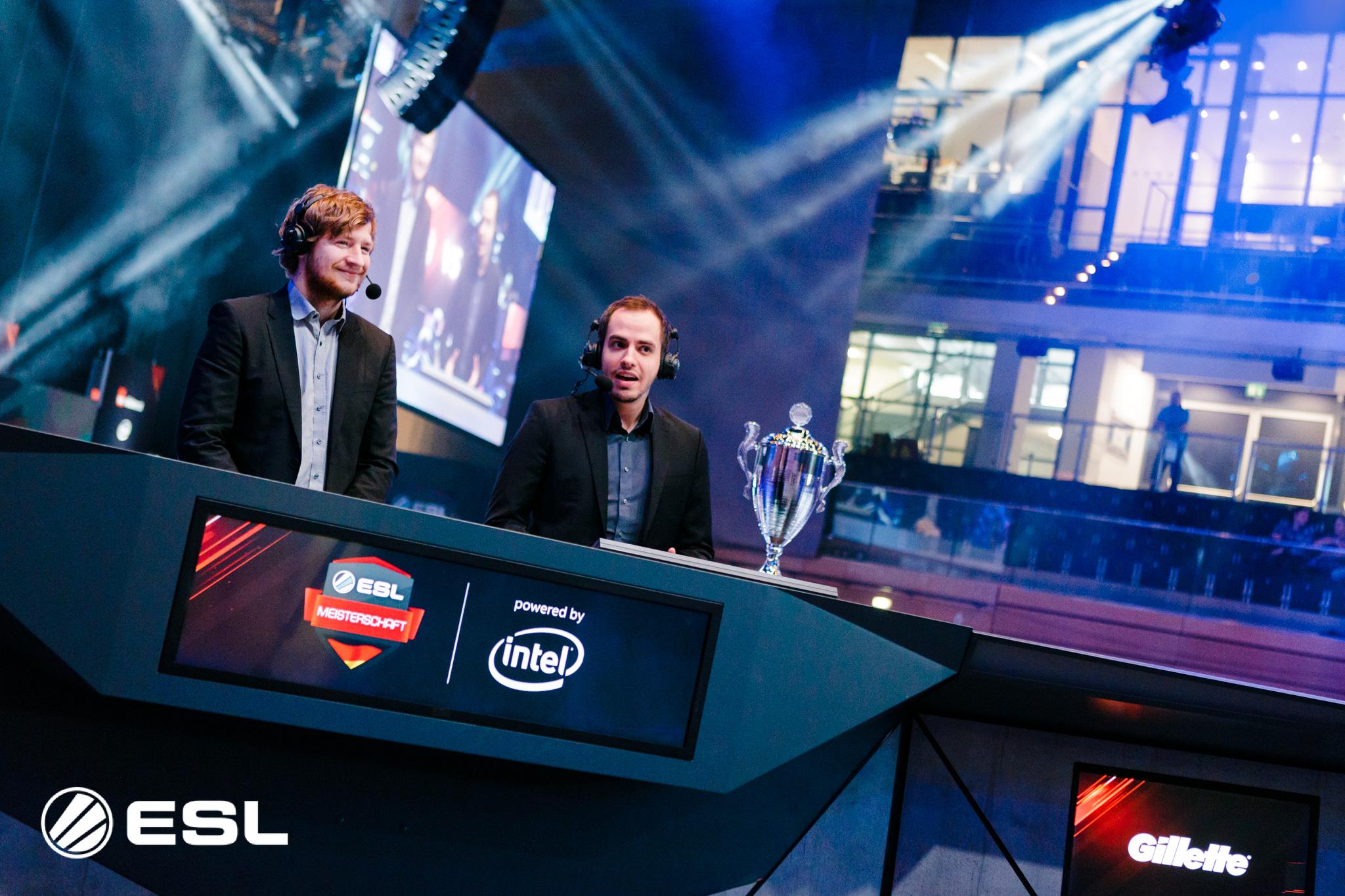 Nach dem 9. Spieltag: ad hoc gaming behauptet die Spitze, mousesports vor BIG auf Platz 3