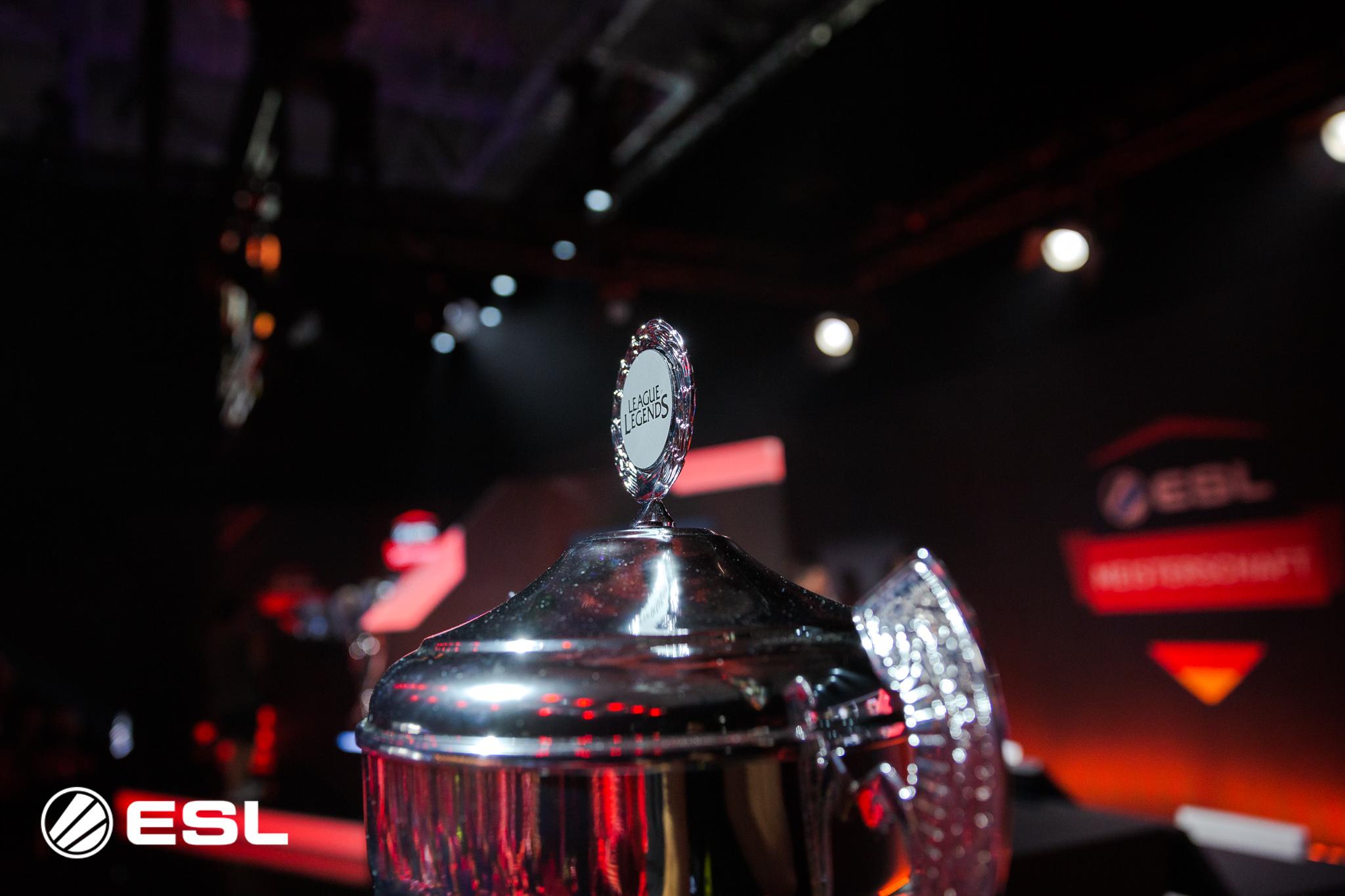 SK Gaming übernimmt erstmals die Tabellenführung in der ESL Meisterschaft