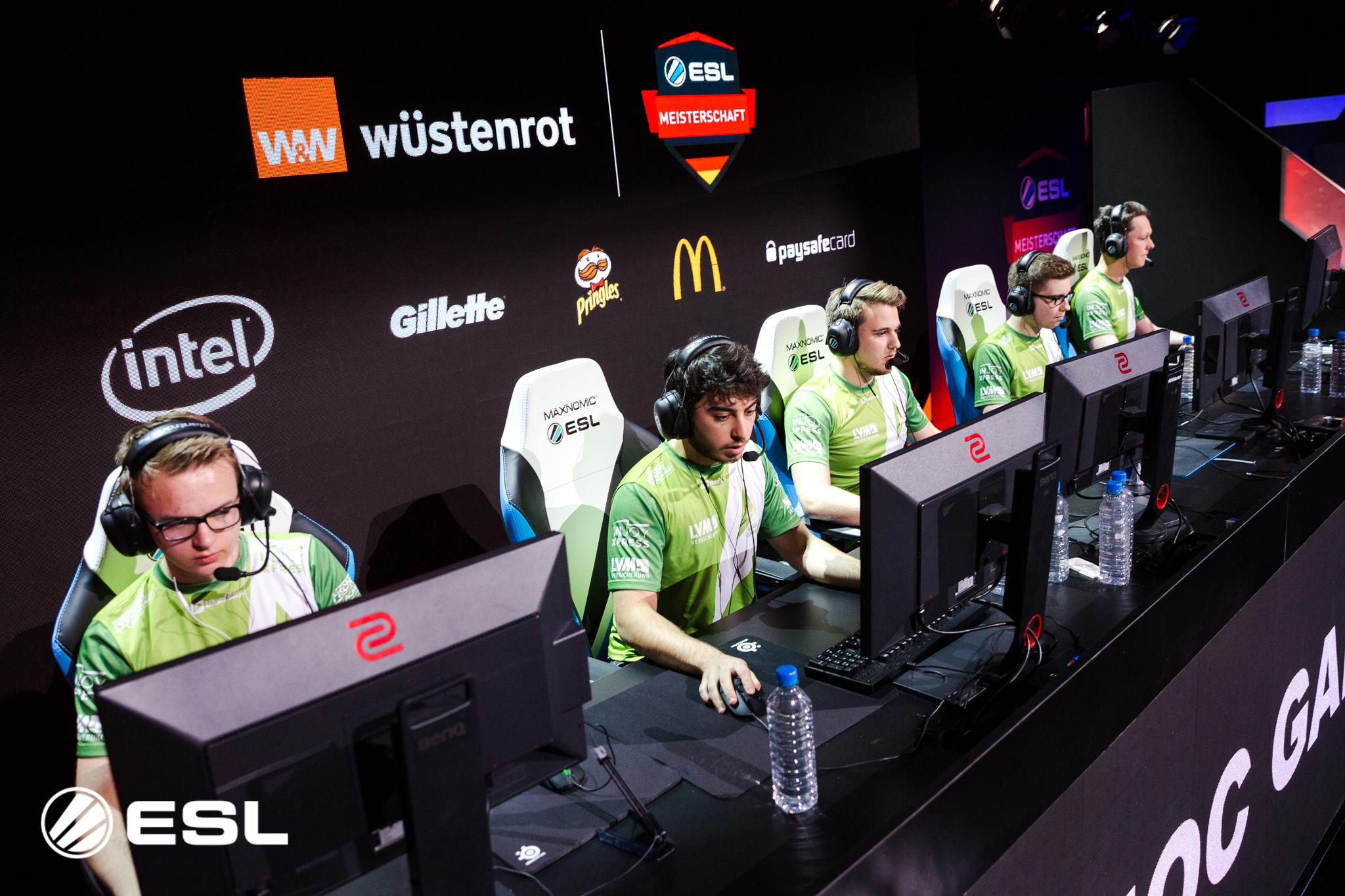 Hält ad hoc gaming auch am 7. Spieltag mit SK und EURONICS Schritt?