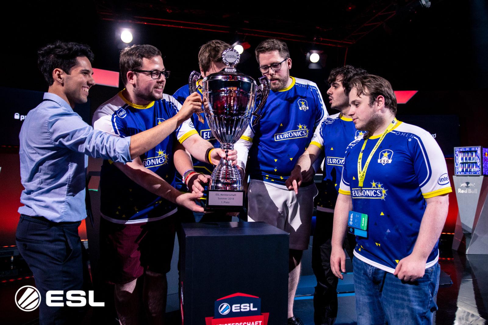 EURONICS Gaming gegen Aequilibritas eSports: Serien-Meister gegen überraschenden Rückkehrer