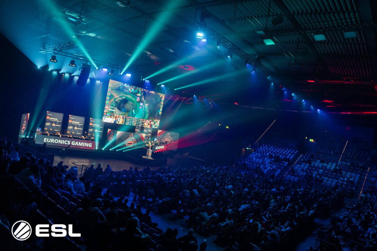 Die ESL Frühlingsmeisterschaft 2019 startet am 21. Januar