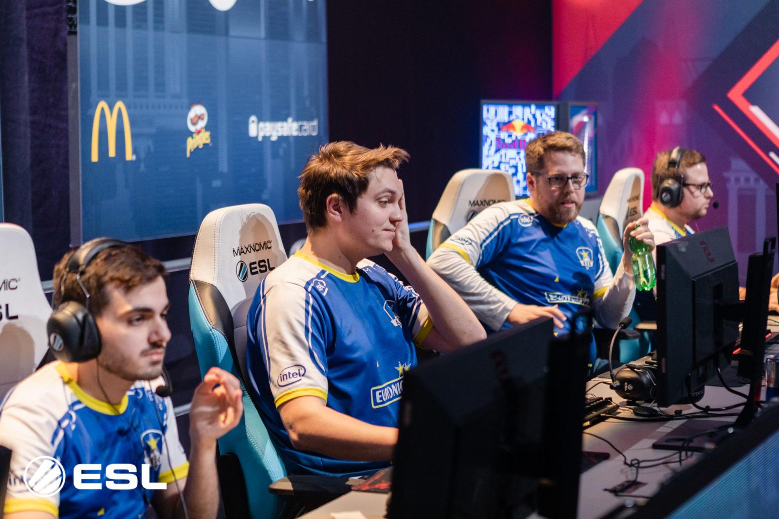 Wichtige Duelle im Verfolgerfeld: Wer hält mit Tabellenführer SK Gaming Schritt?