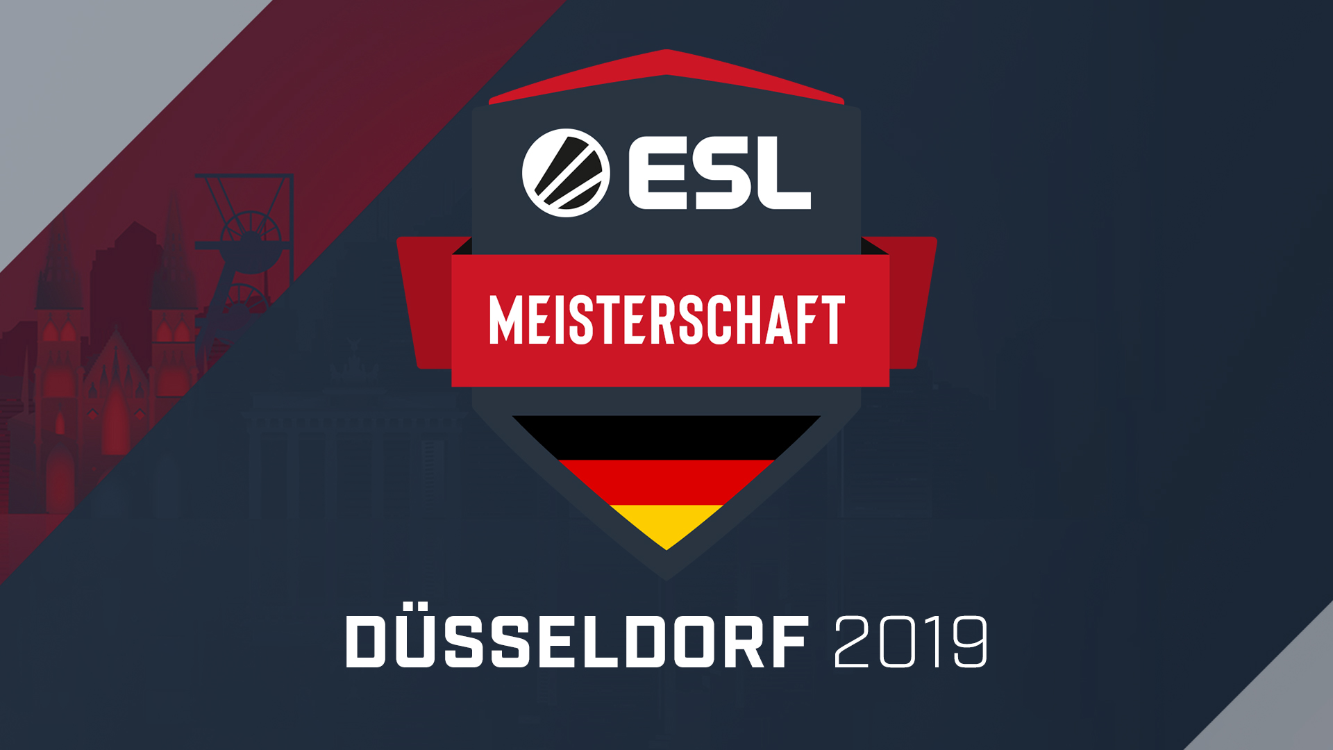 Die ESL Meisterschaft kehrt für die Finalspiele im Frühling zurück nach Düsseldorf