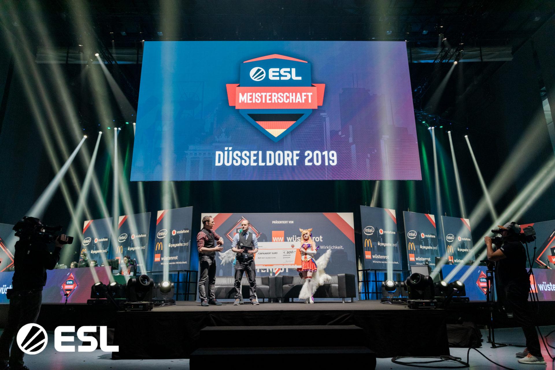 Änderungen in der ESL Meisterschaft für den Sommer 2019 und 2020