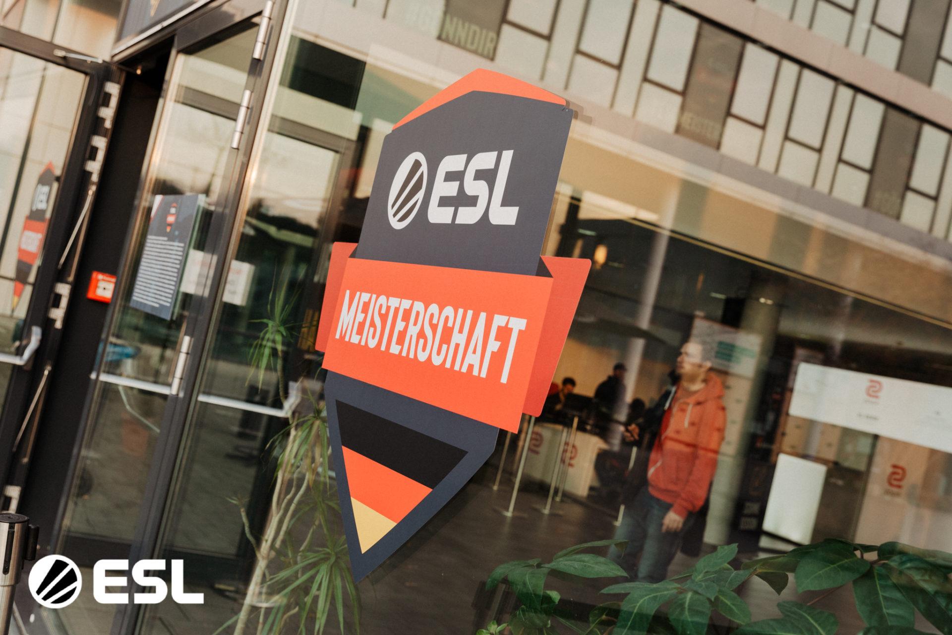 Statement zum Fokus der ESL Meisterschaft auf Deutschland ab 2020