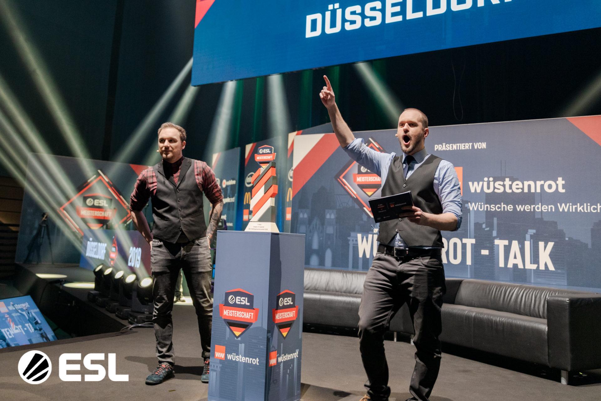 Erster Titel für Schalke 04 Evolution oder schnappt sich EURONICS Gaming den Siebten?