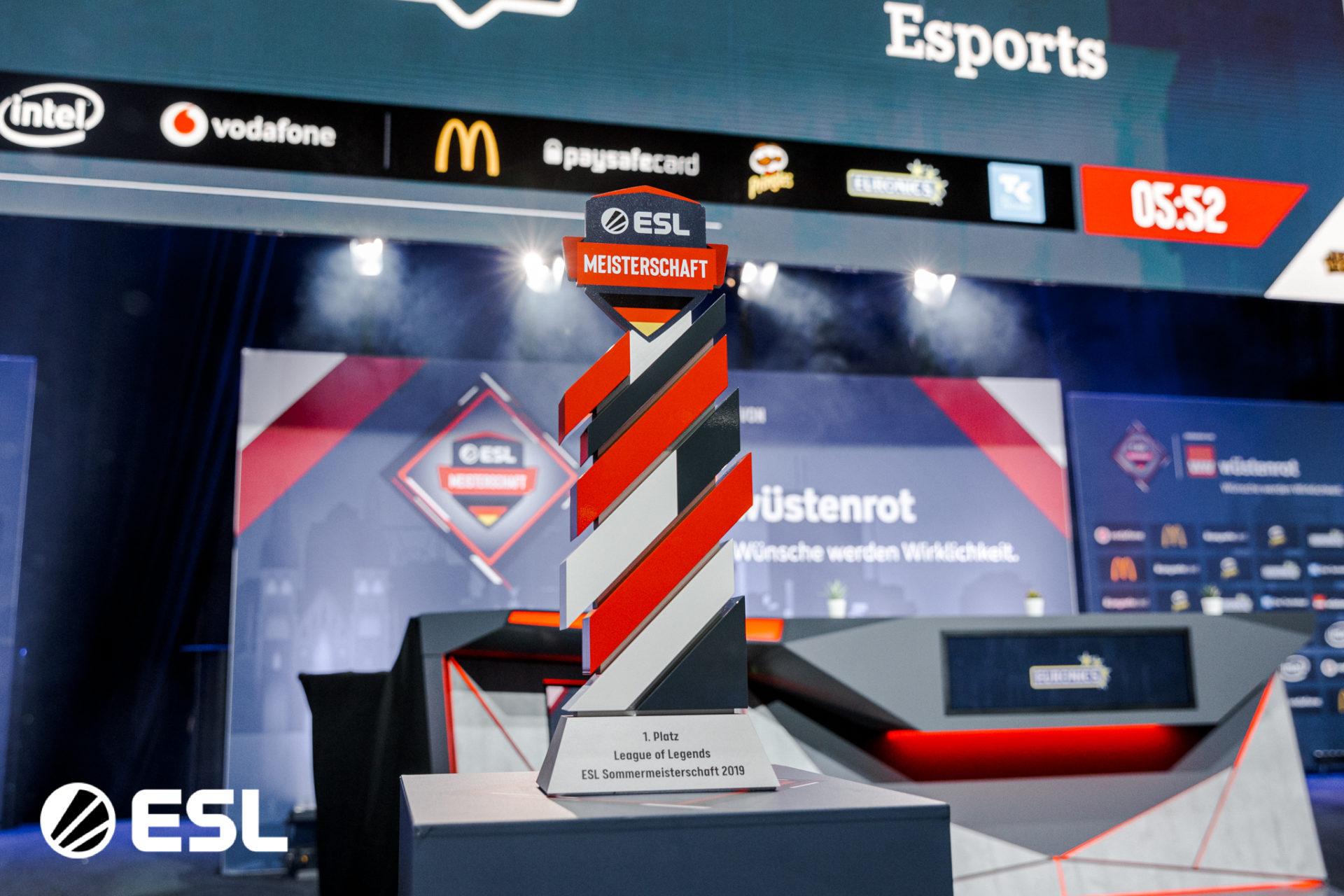 Das Ende einer Ära: Die letzte League of Legends Saison der ESL Meisterschaft beginnt