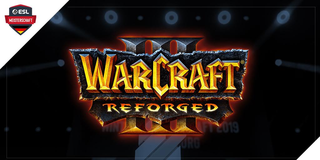 """Warcraft III kehrt """"Reforged"""" in die ESL Meisterschaft zurück"""