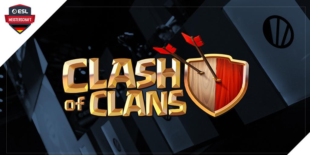 Clash of Clans wird vierte Disziplin der ESL Meisterschaft 2020