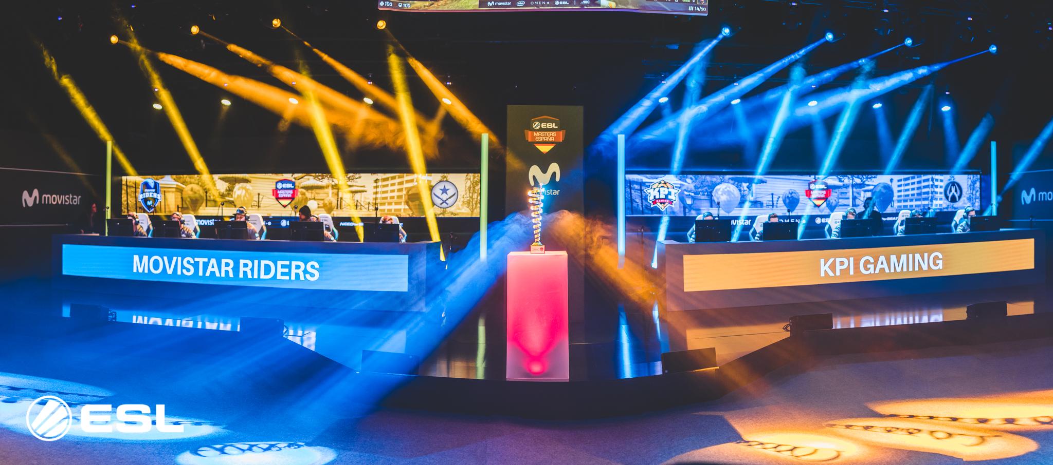 Mañana arranca la Fase de promoción de ESL Masters España