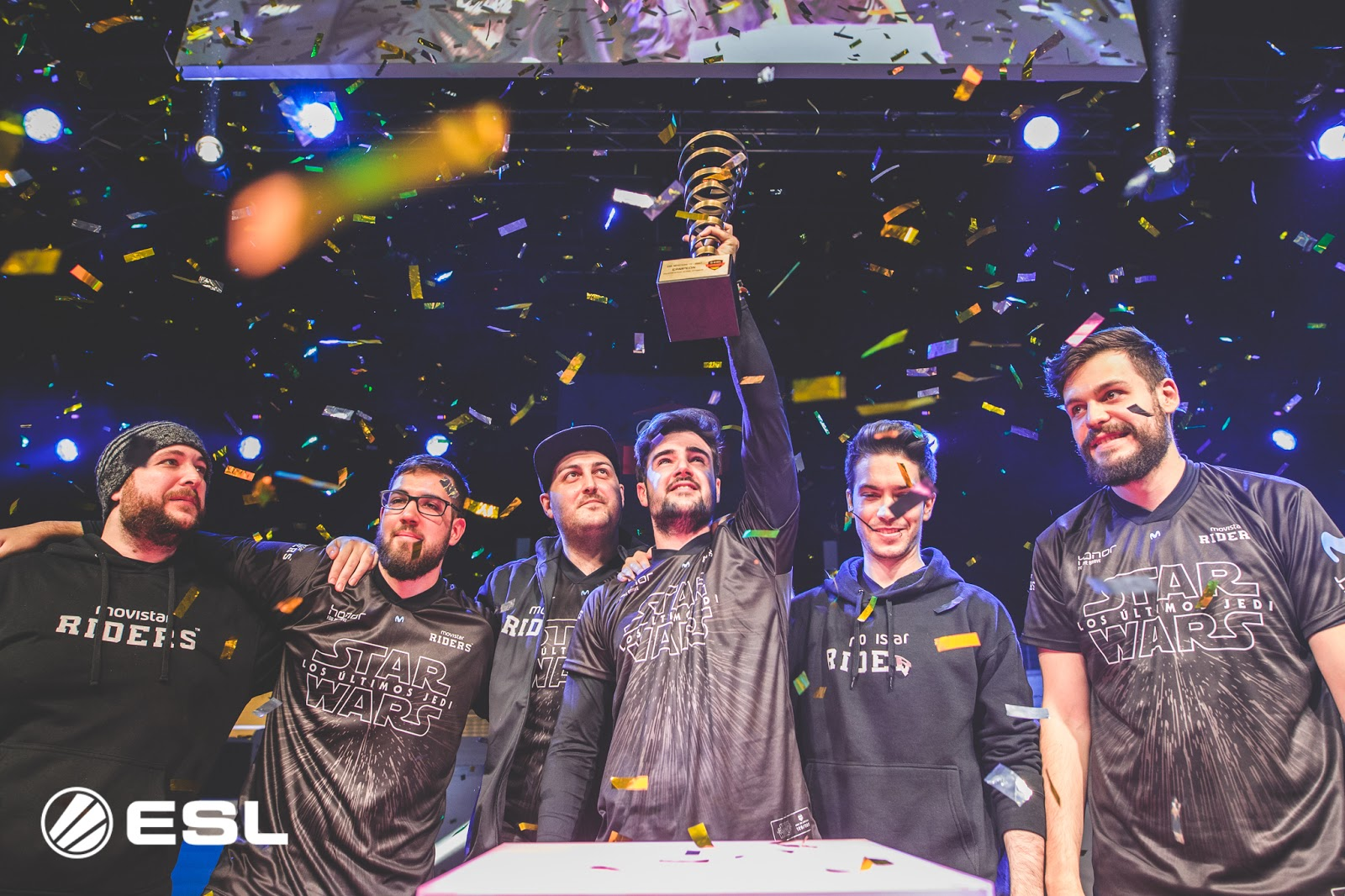 Movistar Riders se alza como campeón nacional de Counter-Strike: Global Offensive y consigue una plaza directa para la liga internacional MDL