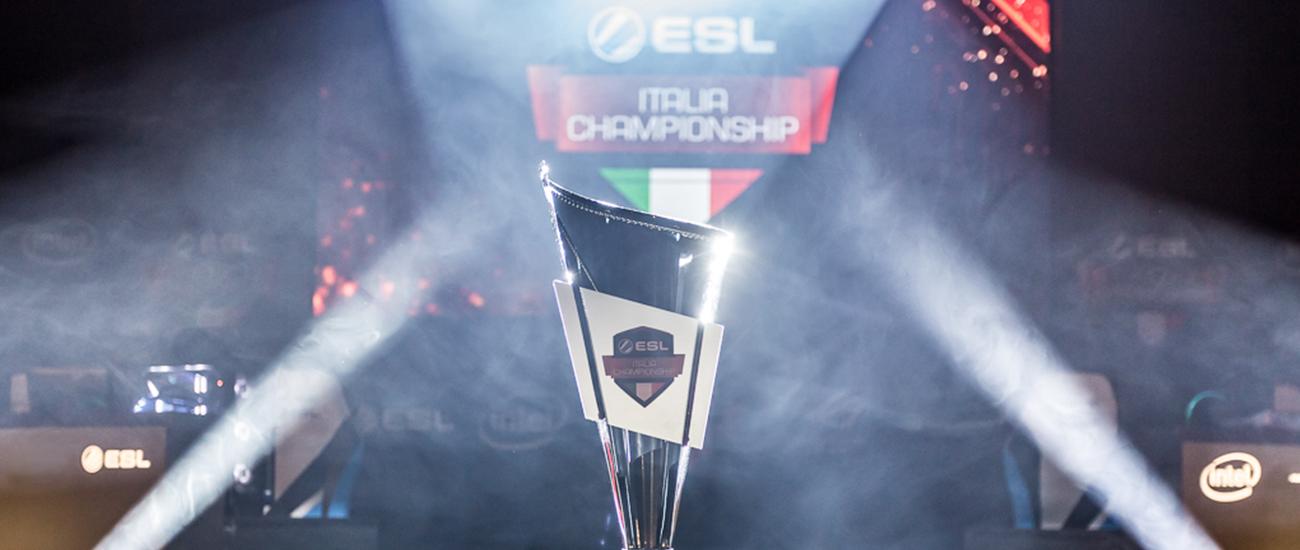 Al via la 14° Edizione di ESL Italia Championship