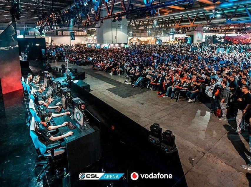 ESL Vodafone Championship   Finali nazionali a Milan Games Week