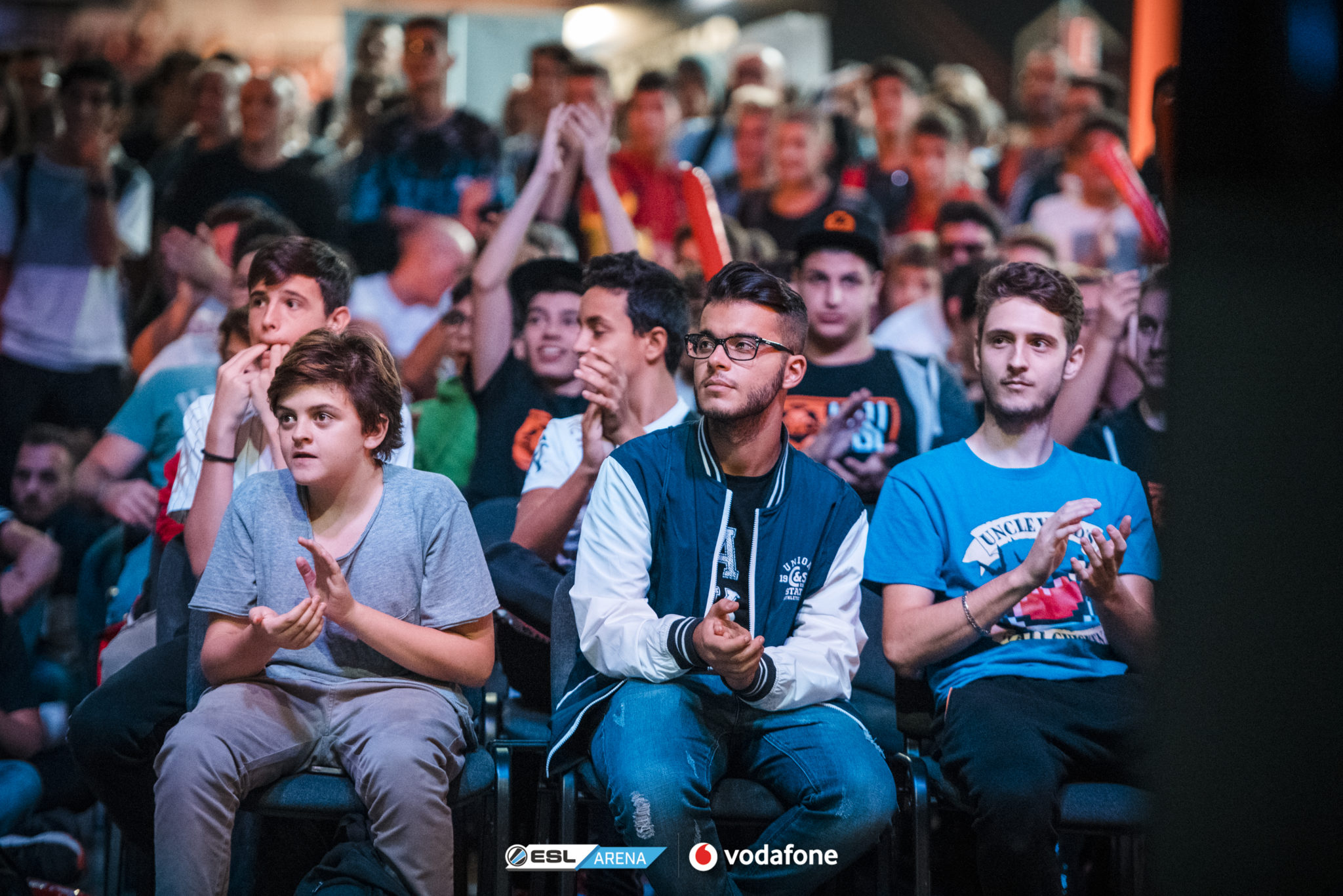 ESL Vodafone Arena a Milan Games Week 2019 - Esport a Milano