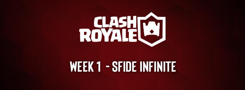 Si torna in campo su Clash Royale - Prima settimana di EVC!