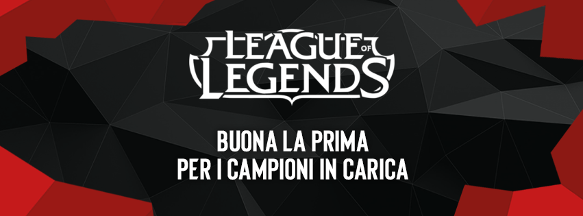 EVC League of Legends: buona la prima per i campioni in carica