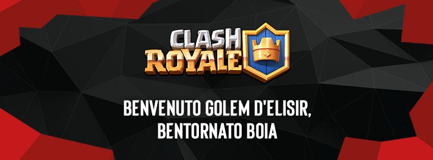 Il dado è tratto: Playoff di Clash Royale