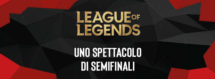Uno spettacolo di semifinali per EVC di League of Legends