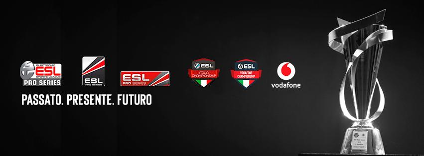 Passato, presente e futuro di ESL Vodafone Championship