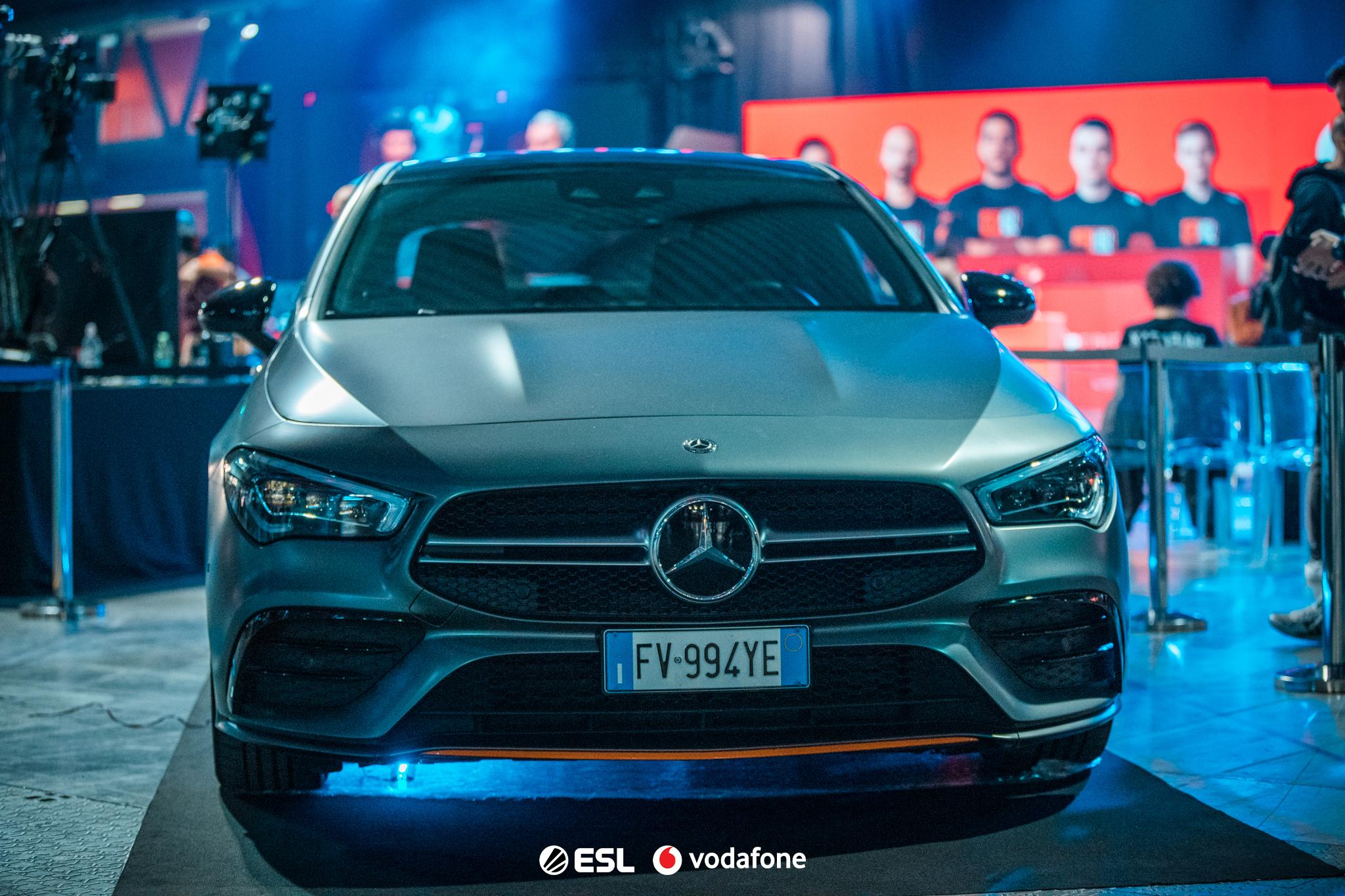 Mercedes-Benz Mobility Partner EVC 2020
