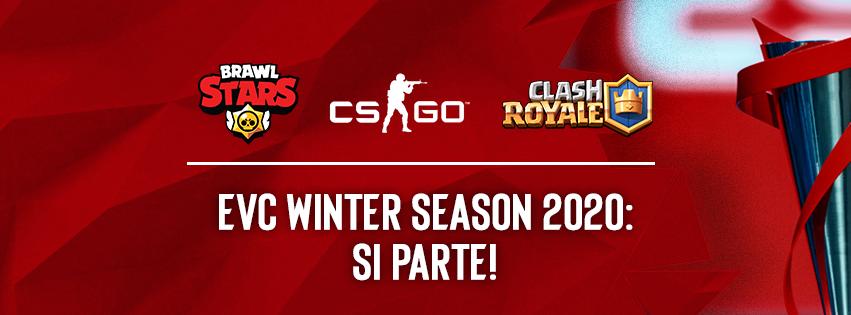 Ricomincia EVC: Winter Season 2020, si parte con gli Open Qualifier
