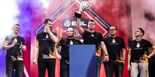 Team Kinguin broni tytułu na ESL Mistrzostwach Polski