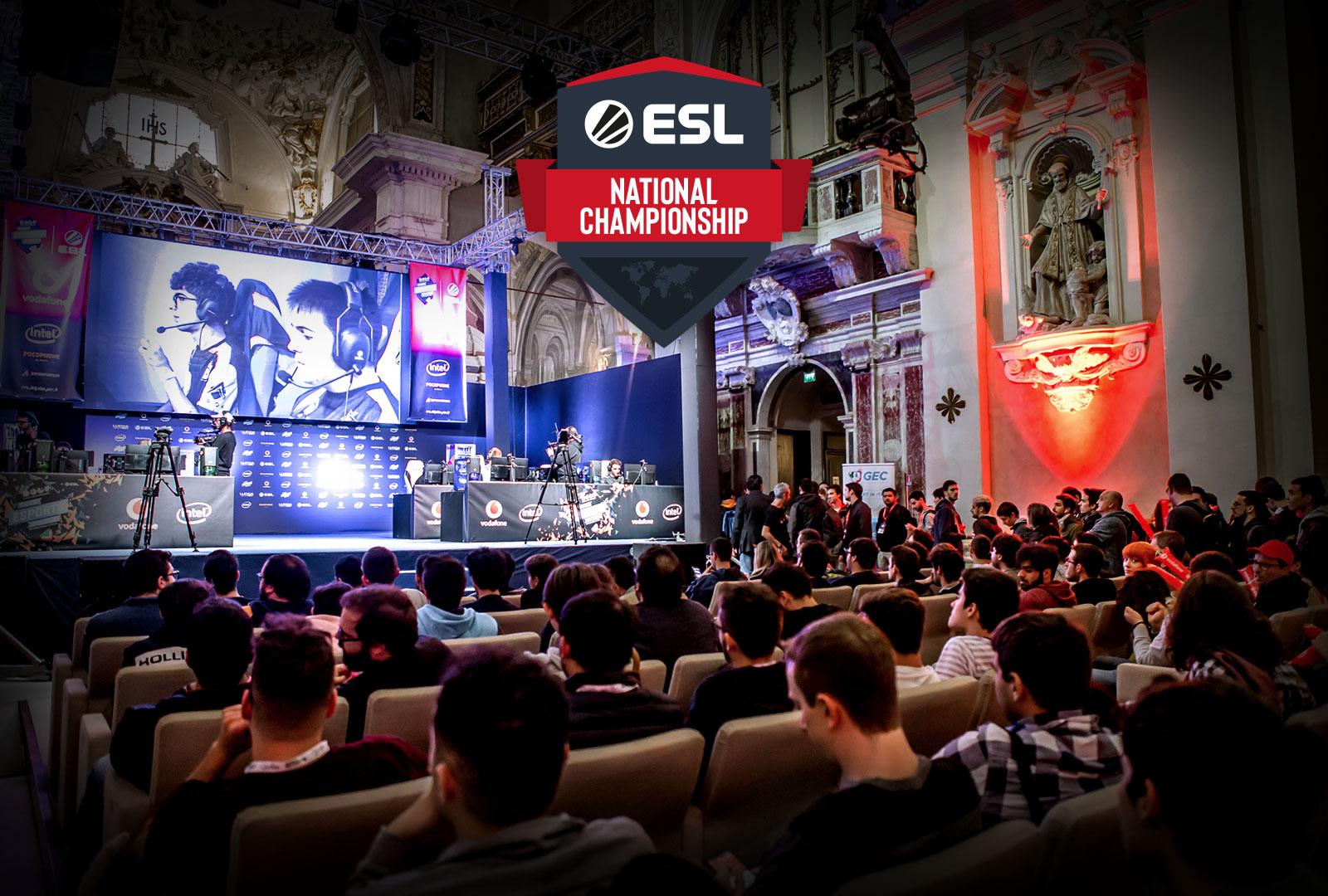 Krajowi mistrzowie ESL zagrają na ESL League of Legends EuroCup we Włoszech