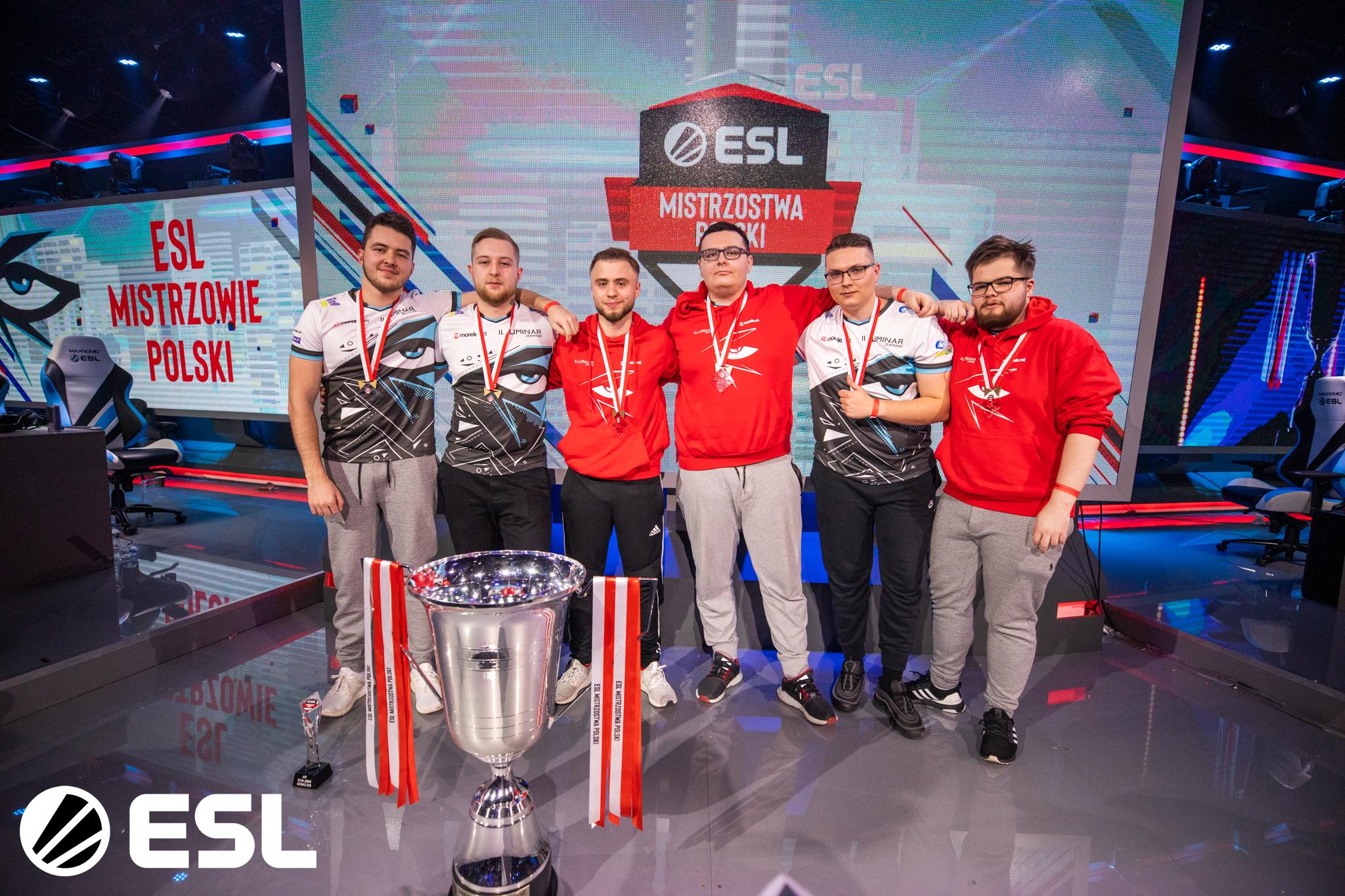 Triumfatorzy ESL Mistrzostw Polski i ESL Sprite Mistrzostw Kobiet wyłonieni!