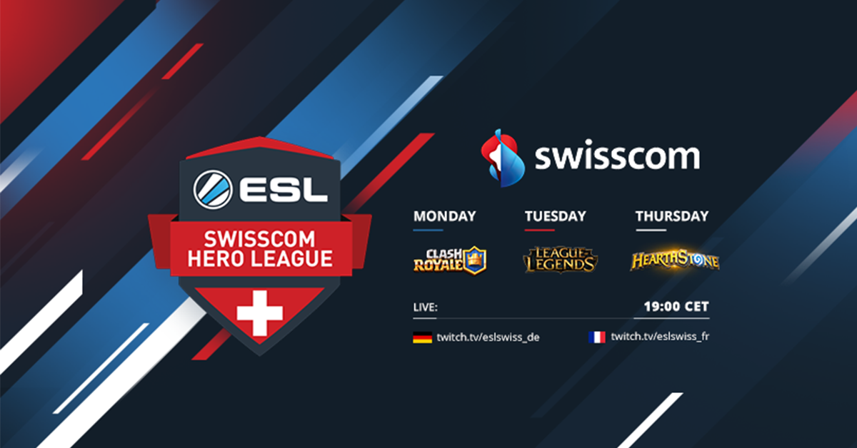 System und Zukunft der Swisscom Hero League powered by ESL