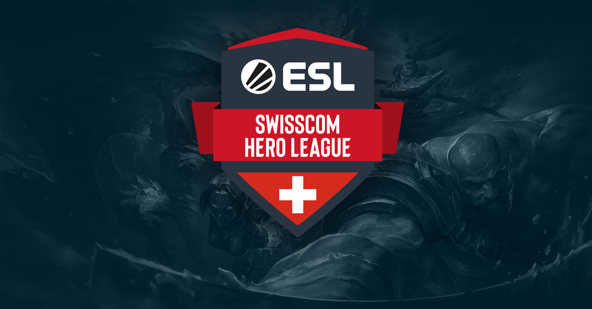 Prove your skills in the League of Legends ESL National Championships