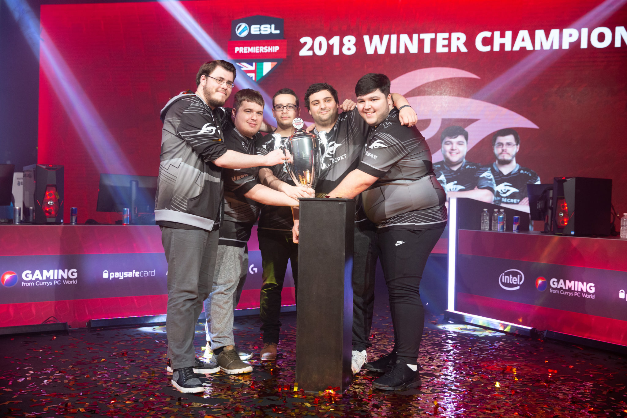 Rainbow Six Siege is back for another season of the ESL Premiership!