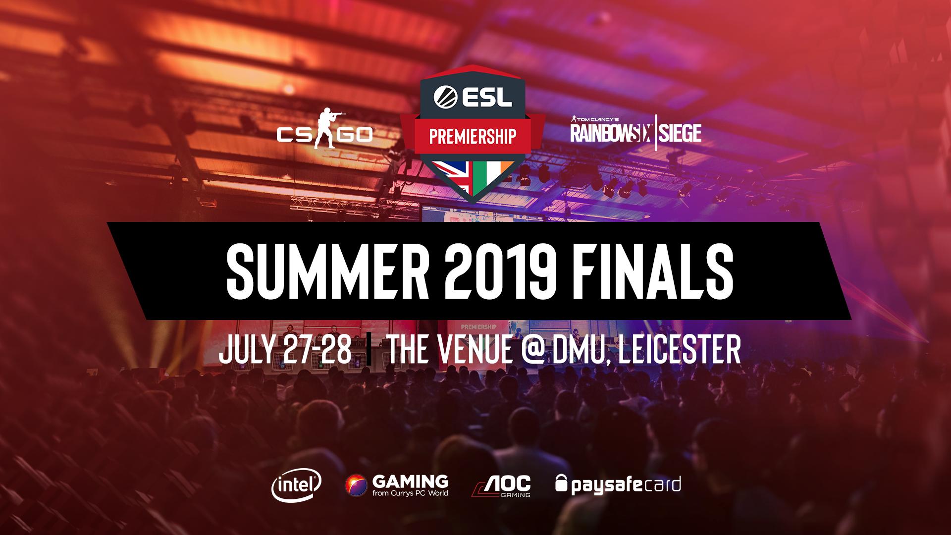 LIVE FINALS: Summer Season 2019