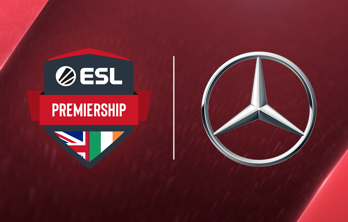 You are currently viewing Mercedes-Benz and Dota2 enter the ESL Premiership for the first time ever!