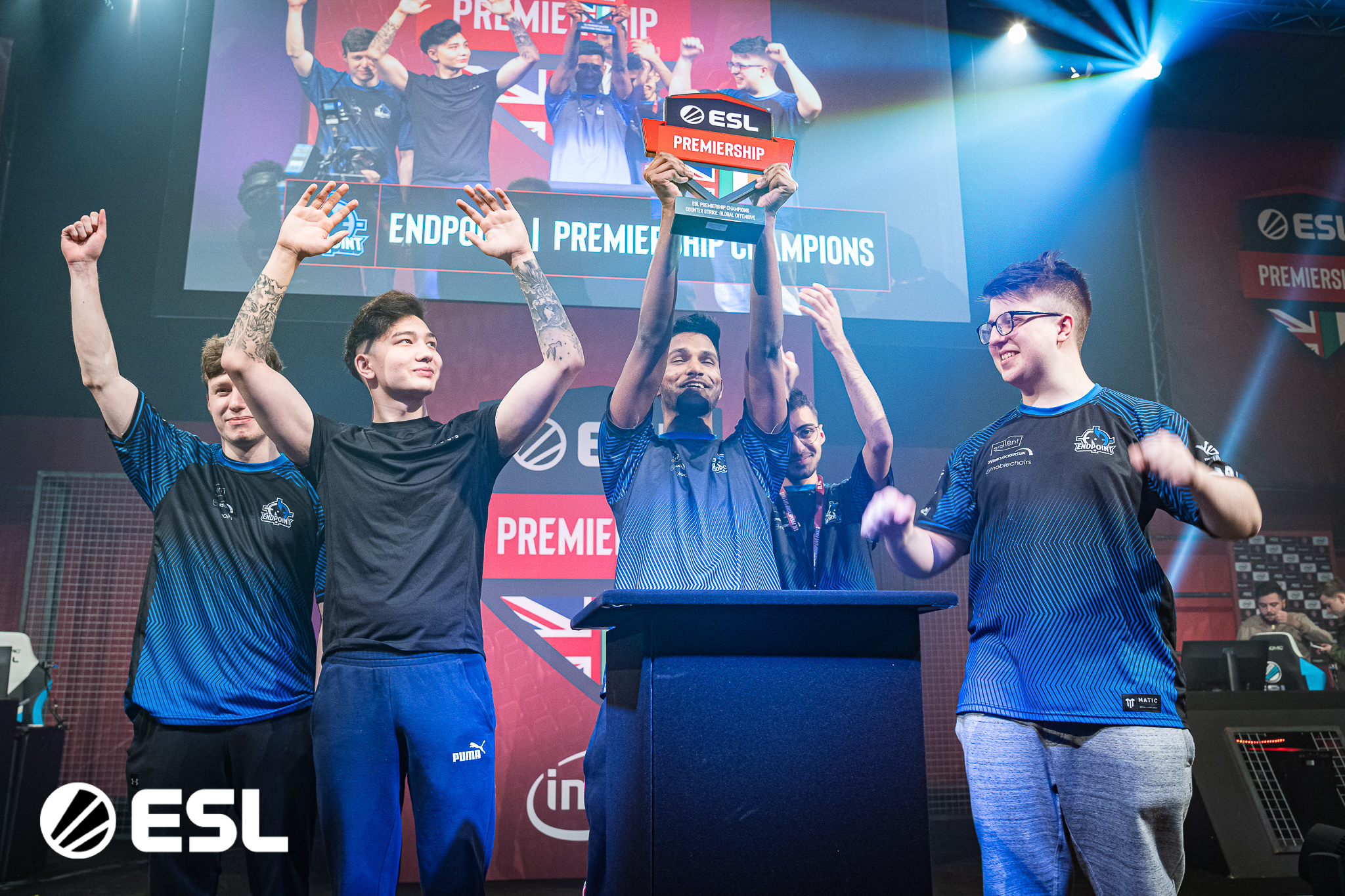 THE ESL PREMIERSHIP RETURNS FOR AUTUMN SEASON  WITH RENEWED ENDEMIC SUPPORT FROM RAZER