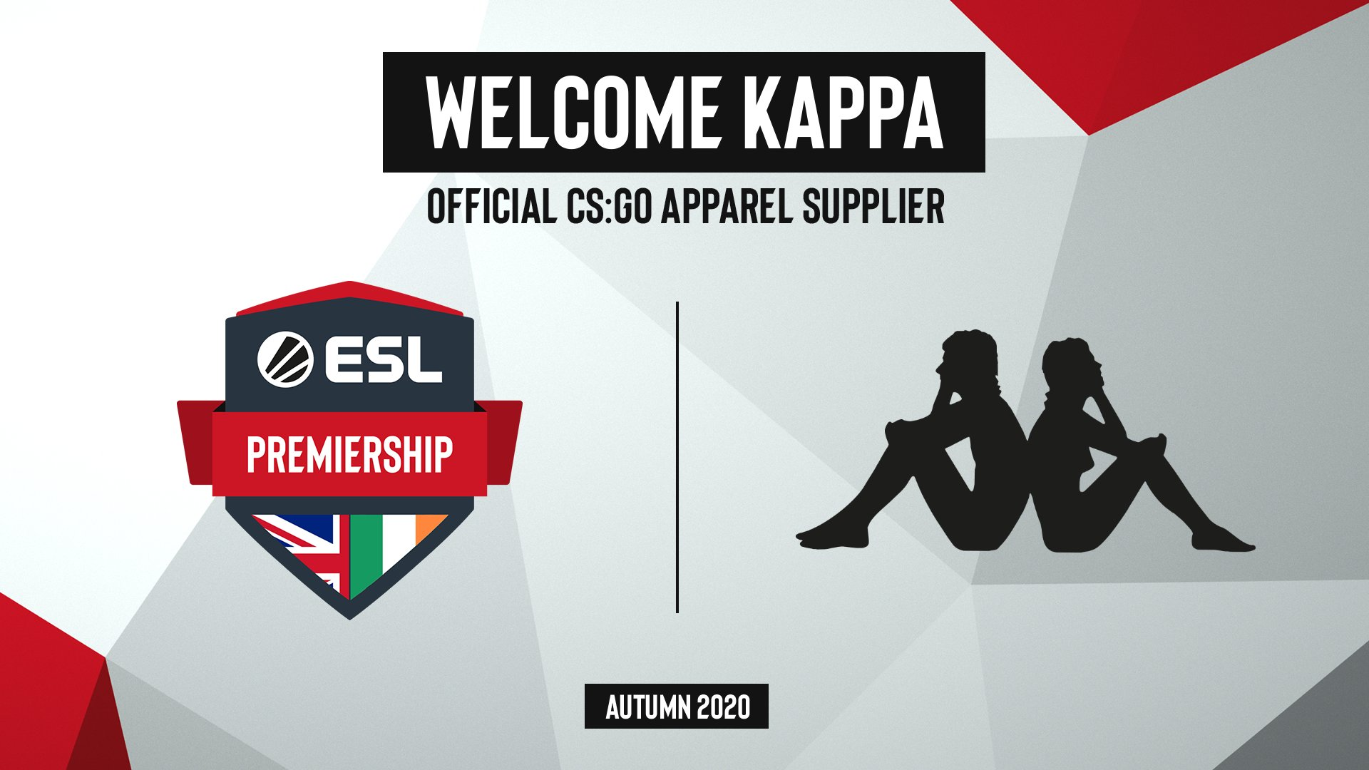 KAPPA ENTERS THE ESL PREMIERSHIP AS A SUPPLIER PARTNER